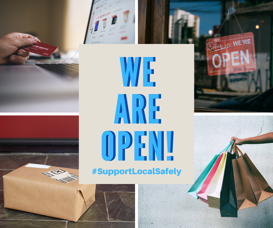 SupportLocalSafely
