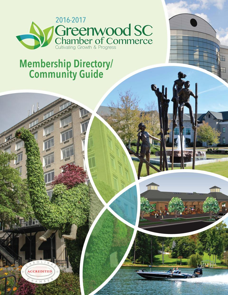 2016 Chamber Directory Cover